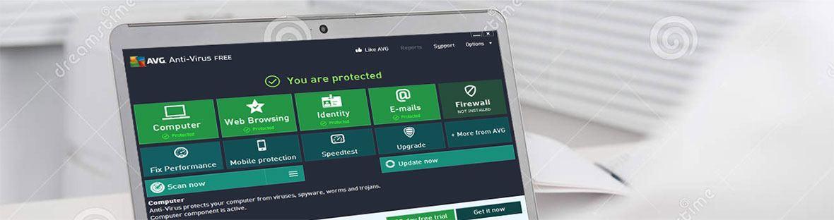 AVG Anti-Virus Software